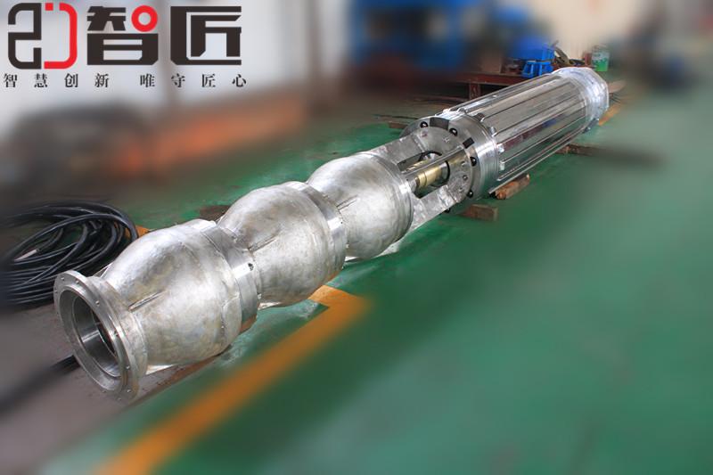 智匠QJ不銹鋼潛水泵耐腐蝕揚程高