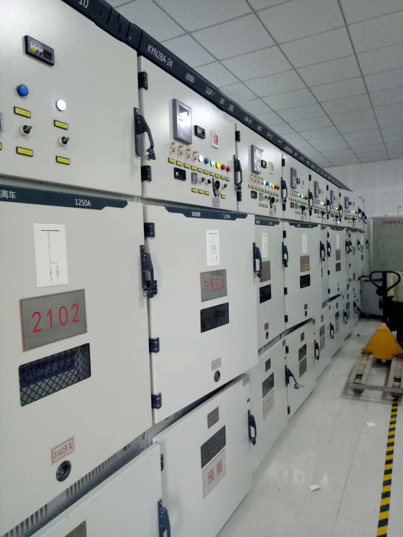 KYN28-24KVA高压开关柜、24KV手车式高压开关柜