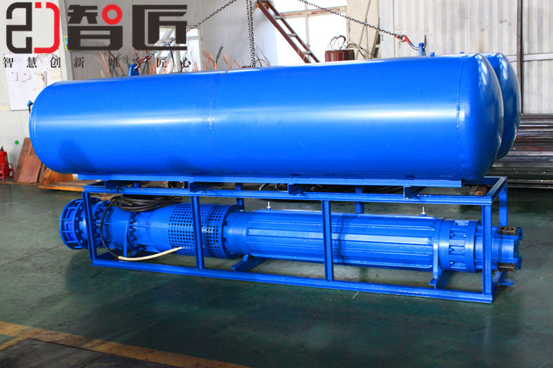 天津智匠供應浮筒漂浮式潛水泵