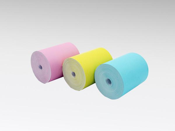 冠威彩色收银纸材质:热敏纸,80系列、57系列等常规尺寸