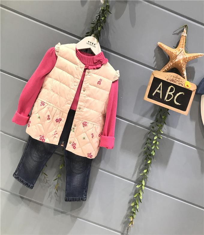 杭州ABC品牌童装折扣店