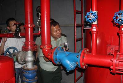 泉州市消防管道和消防水泵安装施工团队费用咨询