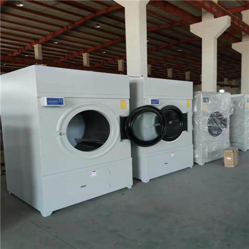 中小型醫院配置的洗滌設備 變頻調速醫用洗衣機烘干機