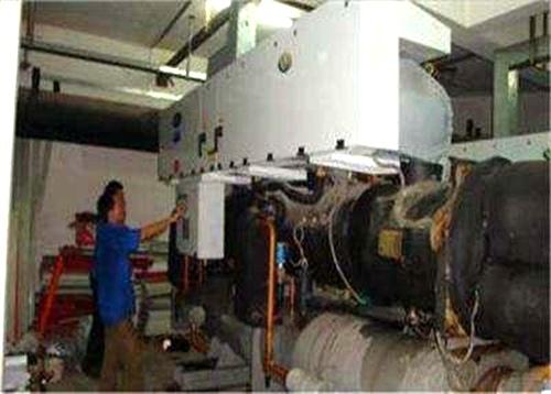 上海溴化鋰空調回收 二手中央空調回收-《市場行情報價》