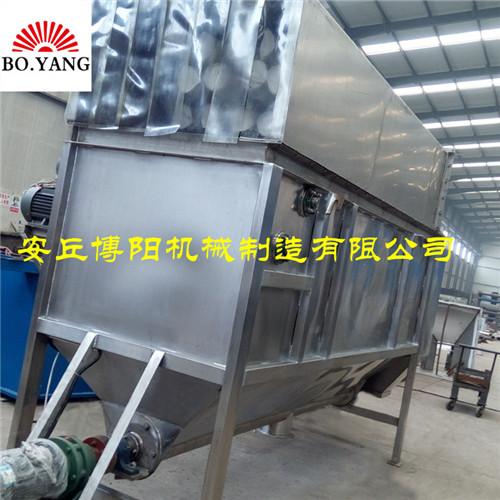 石粉自動拆袋機調試     應用自動破包卸料機