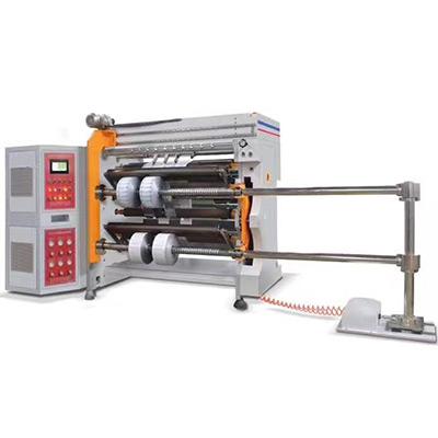 立成機械(立式)高速薄膜分切機(可定做門幅)