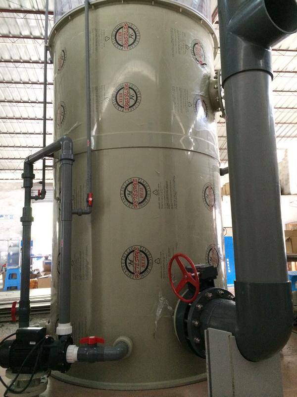 渔悦 蛋白质分离器 泡沫分离器 污水处理设备ADLM50