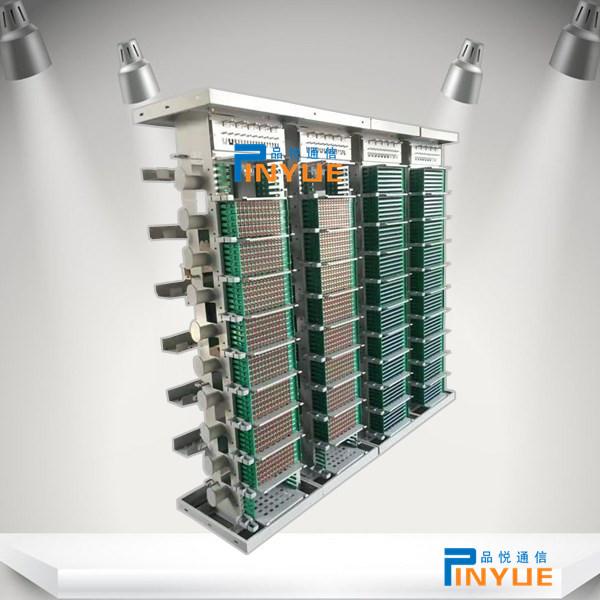 室內288芯OMDF光纖配線架各種配置介紹