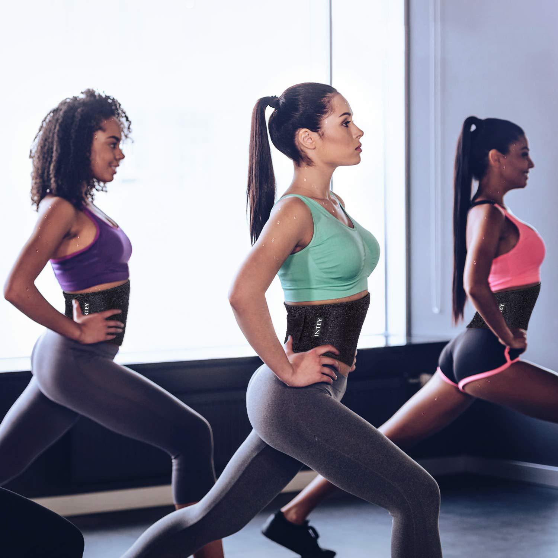 健身腰带可调节彩色保暖护腰运动护腰带透气暴汗束身腰带定制
