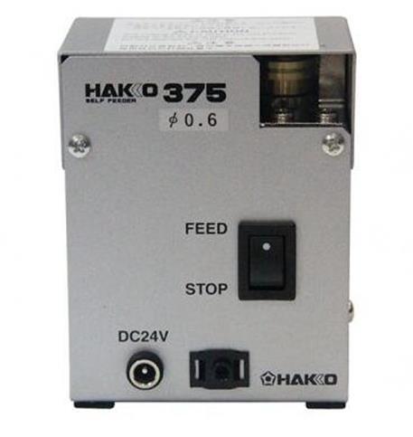 白光HAKKO375自動破錫機