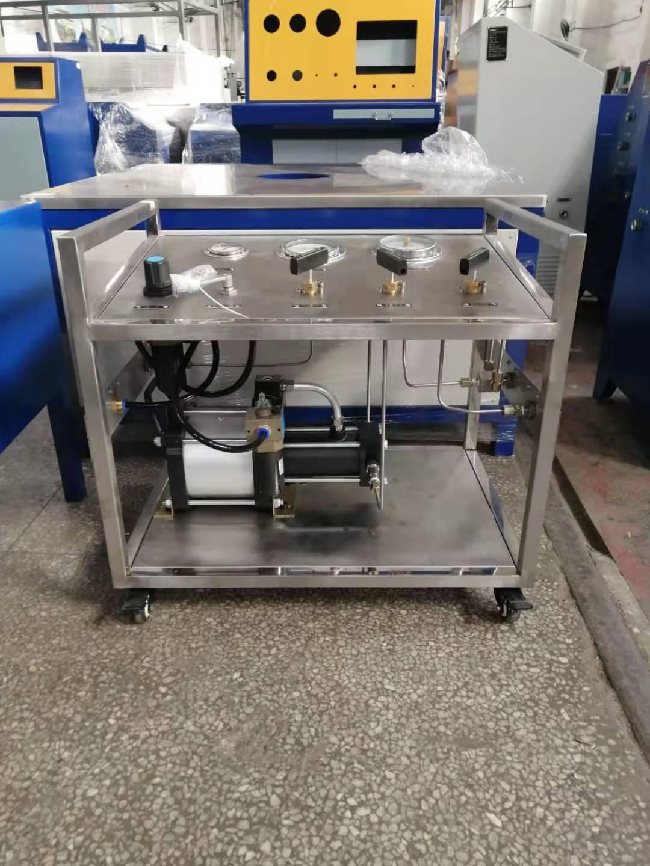如何选择赛思特GBS-STA25气体增压系统 氮气增压机