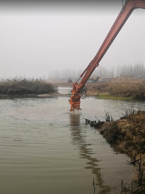 大型挖掘機抽沙泵 絞吸液壓清淤泵