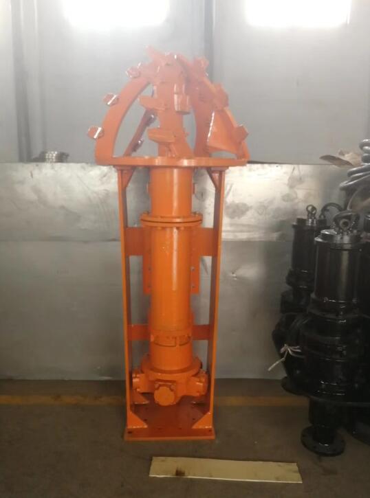 12寸帶鉸刀抽沙泵 挖掘機泥漿泵 液壓絞吸泵