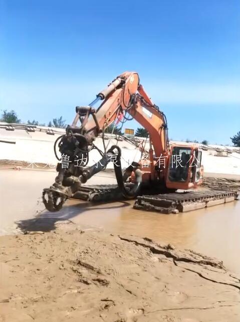 液壓泥漿泵,挖掘機抽沙泵,絞吸渣漿泵