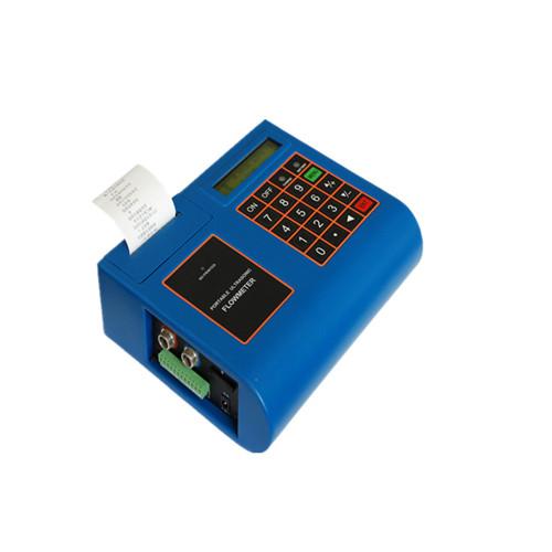 便携式超声波流量计智能打印流量表圣世援按时送达