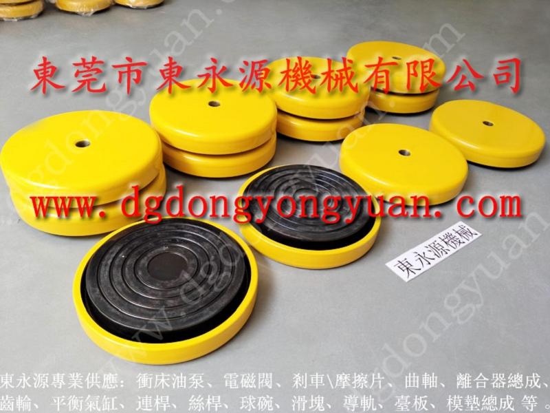 深圳楼上机器 裁断机防震垫 ,礼品加设备避震垫