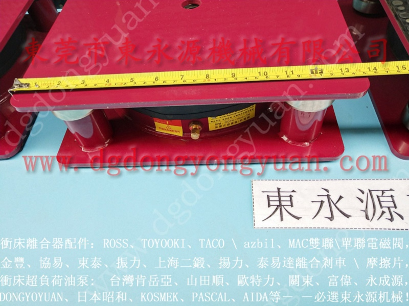 有振动的机器用减震垫,楼上注塑机避震垫