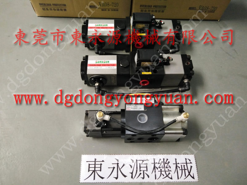 SNS1-110 沖壓機計數器, KOSMEK過負荷油泵