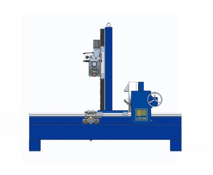 魯鼎自動焊接設備高質量高速度焊接