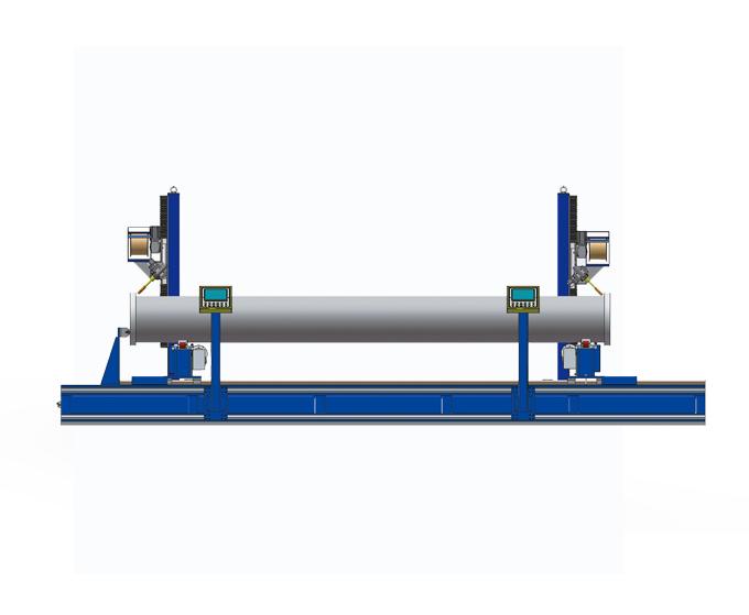 MPF系列雙焊頭自動焊 管道自動焊接設備生產廠家