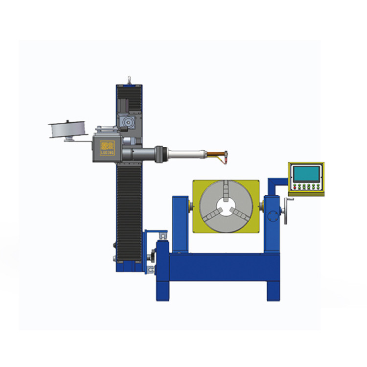 廠家直供H1440T系列自動焊,管法蘭自動焊接設備