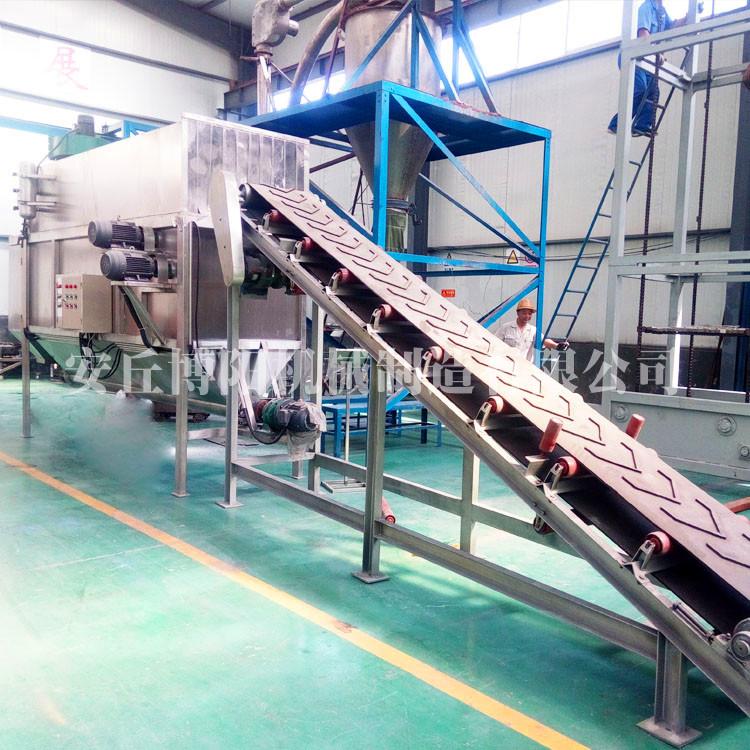 樹脂粉自動拆包機工藝流程    廠家自動破袋機報價