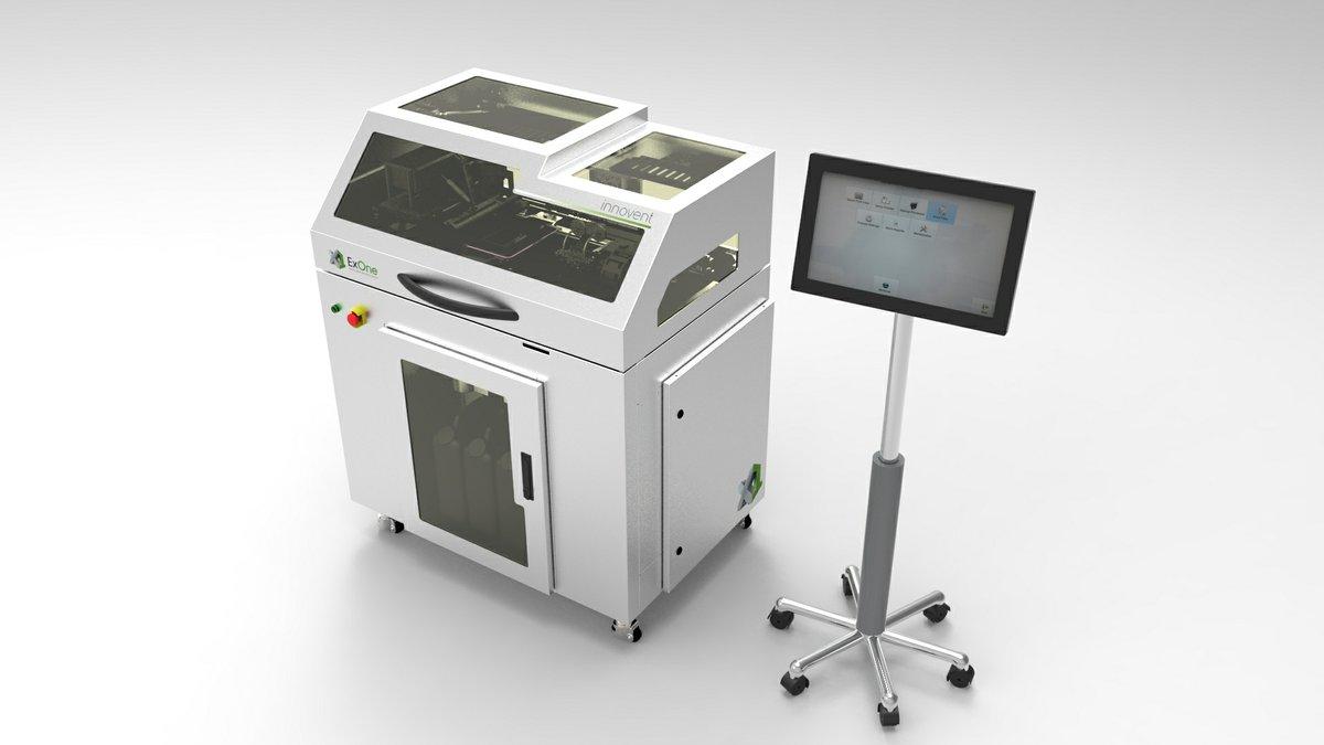 ExOne小型金屬陶瓷3D打印機 Innovent+銷售價格