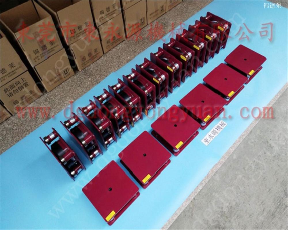 吸塑机隔震垫,切纸机用气垫减震找东永源