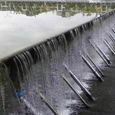 河南液压钢坝瑞鑫水工