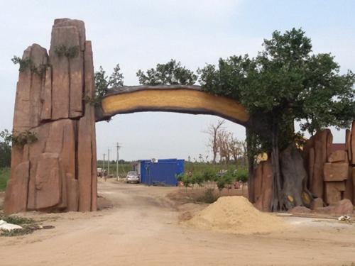 大同假樹廠家生態園假樹公司 大同水泥假樹價格優惠