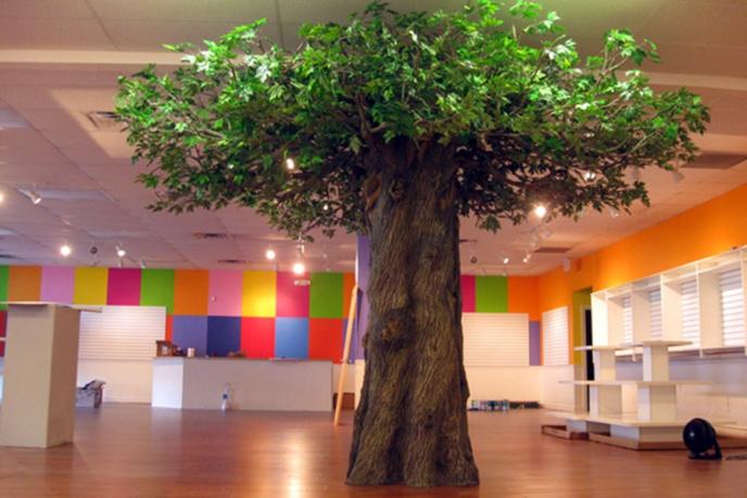 兰西县假树厂家景区假树报价 兰西县水泥假树欢迎订购