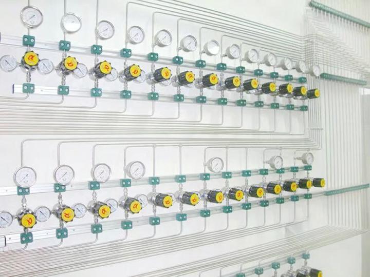 郑州诚志实验室气路装修