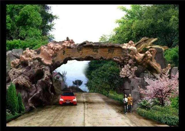 輝南縣假樹廠家大型假樹價格 輝南縣水泥假樹興超