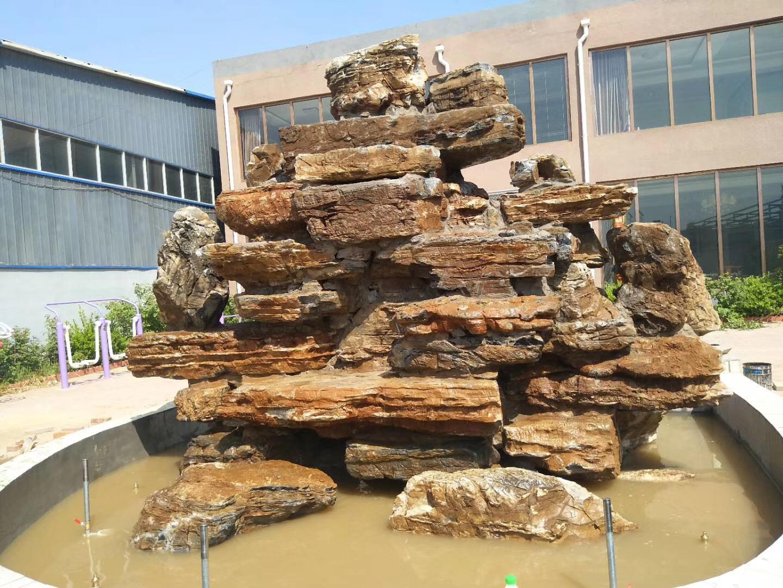 開平假樹廠家酒店假樹定制 開平水泥假樹設計制作