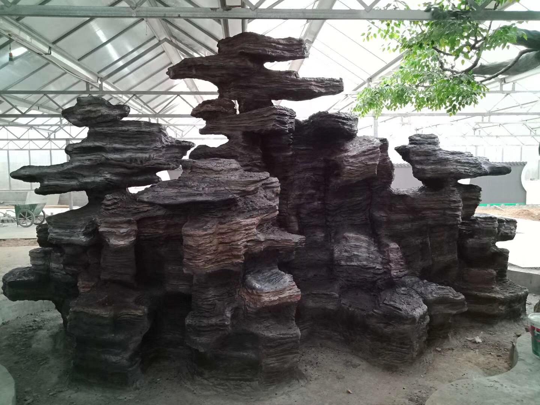 蛟河市假树厂家包柱子假树设计 蛟河市水泥假树兴超园林