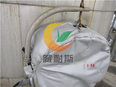 云南昭通丽江临沧可拆卸化工蒸汽管道保温护套制造厂家