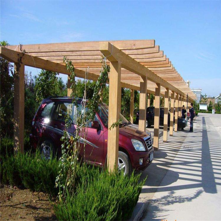 沈陽和平仿木安裝(小區.公園.別墅)仿木欄桿設計施工
