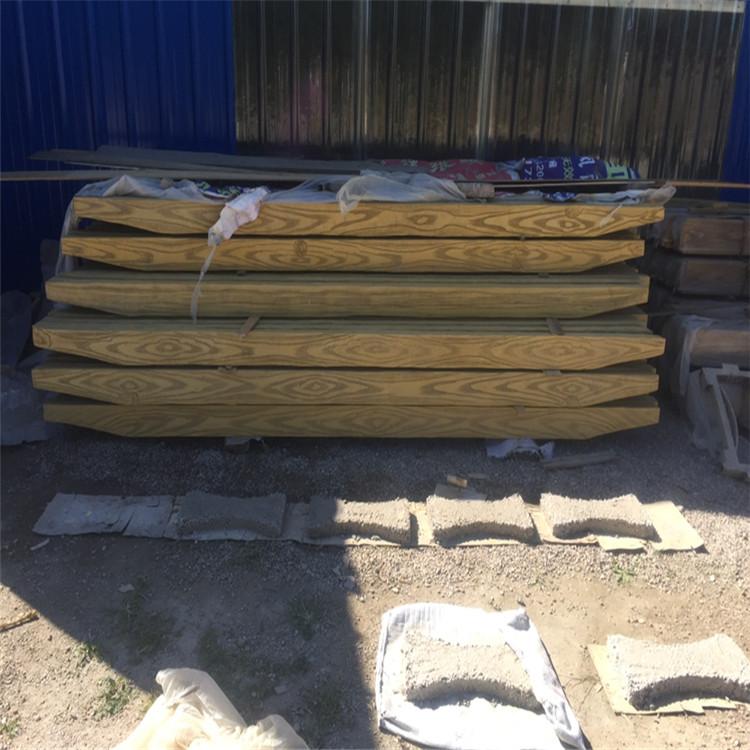 忻州繁峙仿木制品水泥仿木(欄桿.樹樁.樹墩)仿木欄桿專業仿木
