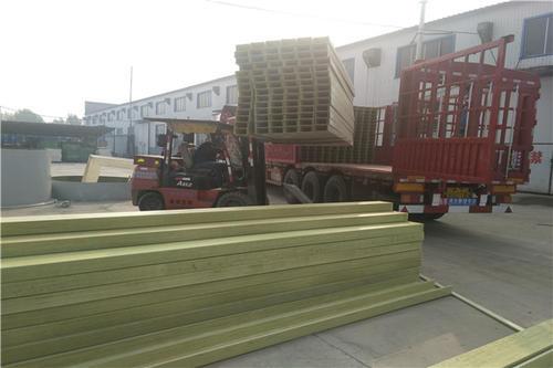 河北玻璃鋼橋架 槽式復合防火阻燃走線盒100*200多規格