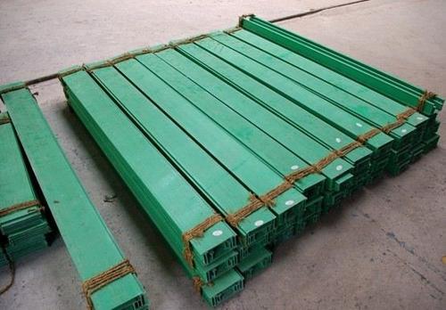 河北工廠現貨銷售 玻璃鋼槽式橋架生產定制絕緣高壽命