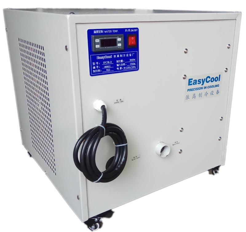 不銹鋼板換冷水機,工業冷水機,食品冷卻機,風冷工業冷水機