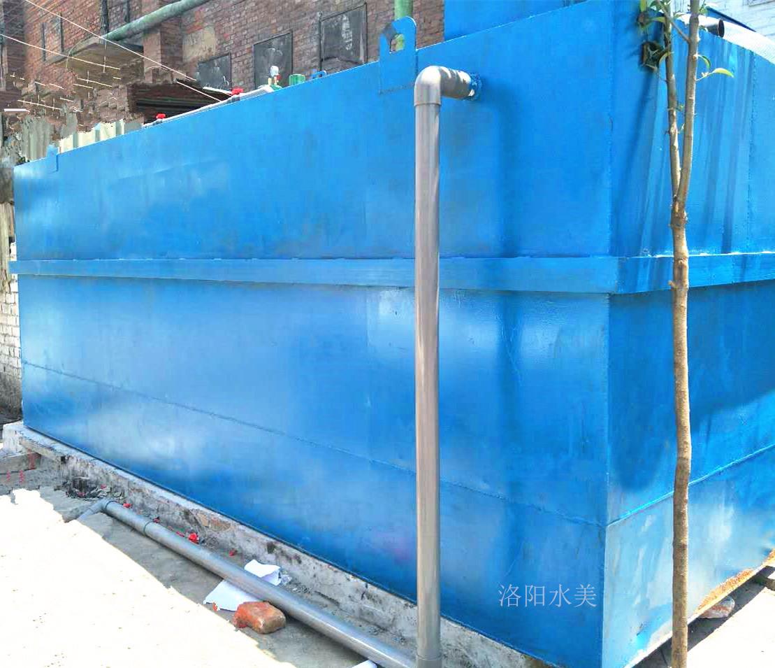 臥龍生活廢水處理免費上門勘察設計