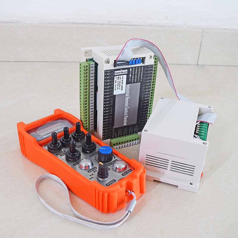 易德萊斯焊接操作機工業無線遙控器