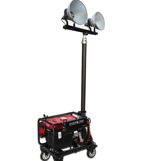 SFW6110(C型)自動泛光工作燈戶外自動升降照明車