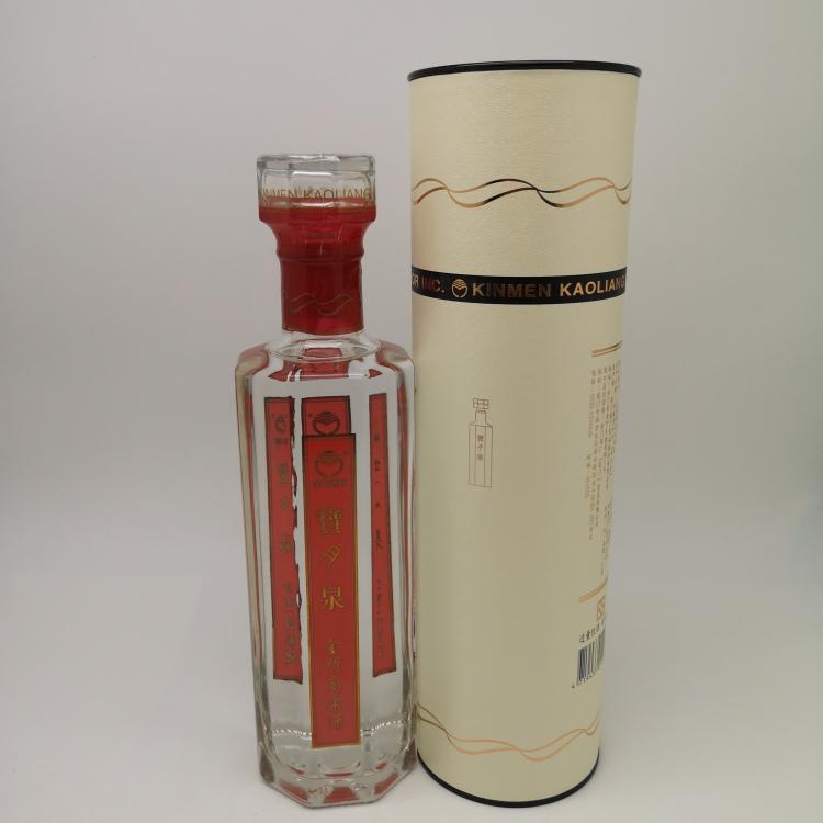 金門高粱酒寶月泉 臺灣清香型白酒46度600毫升