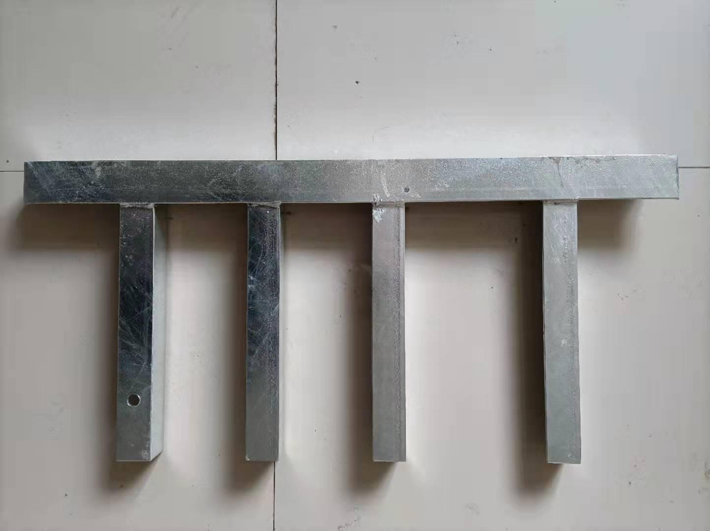角鋼電纜溝支架 鍍鋅電纜支架 鍍鋅電纜托架 鍍鋅金屬品