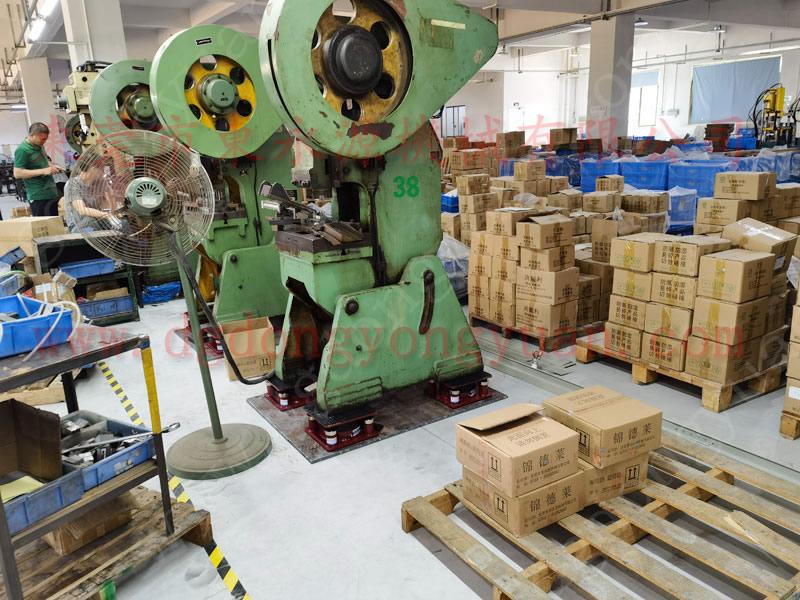 Accretech三次元气浮式避震器,锦德莱海达注塑机气垫找东永源