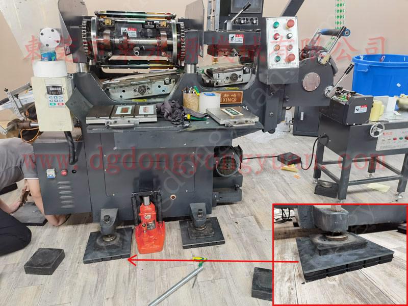 LK测量机气浮式隔震器,JEDLA胶贴模切啤机减震脚