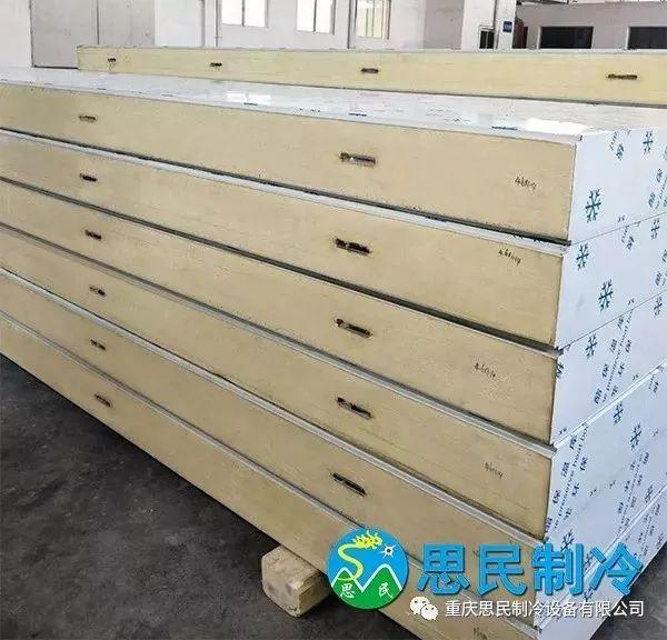 重慶聚氨酯保溫板生產廠家  冷庫保溫板  工程保溫板