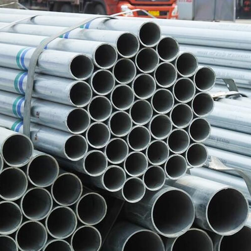 热镀锌管q235消防管架子管量大从优